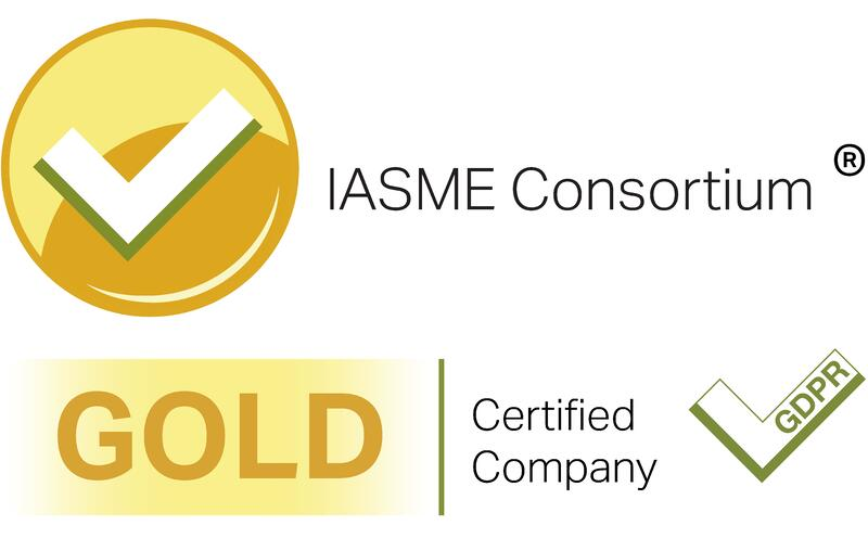 IASME-GOLDcertified