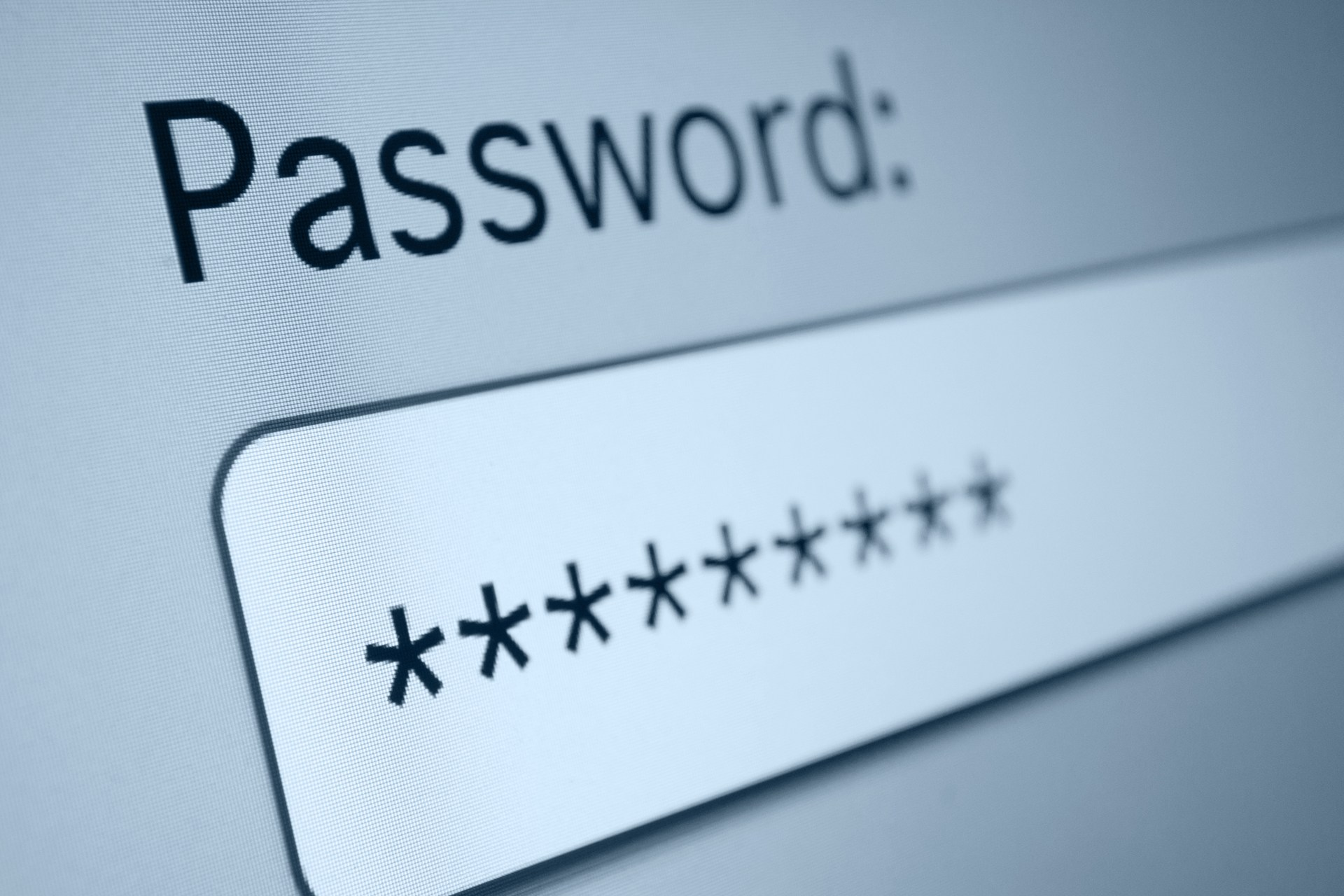 Password protection tips to make you more secure online