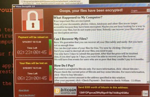 'WannaCry' Cyber-Attack - All you need to know